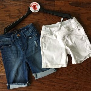 Girls Summer Shorts Bundle